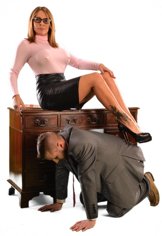 female boss mistress domination