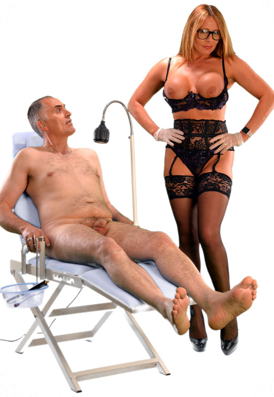 sex therapist mistress domination
